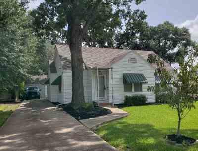 Port Arthur Single Family Home For Sale: 3116 Highland Ave