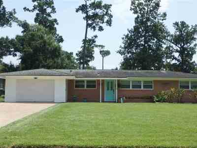 Beaumont Single Family Home For Sale: 5735 Hooks Ave