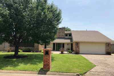 Nederland Single Family Home For Sale: 911 Louise Dr.