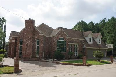 Vidor Single Family Home For Sale: 890 Ashford Drive