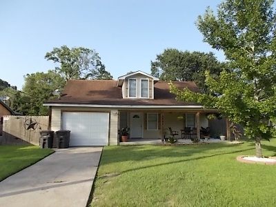 Vidor Single Family Home For Sale: 2885 Evangeline Dr