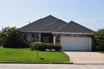 Port Arthur Single Family Home For Sale: 3905 Lake Arthur