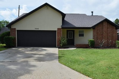 Beaumont Single Family Home For Sale: 7245 Hidden Valley