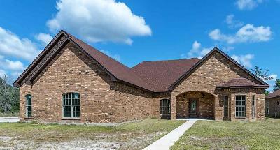 Vidor Single Family Home For Sale: 6805 Aquarius St.