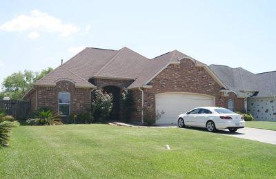 Port Arthur Single Family Home For Sale: 7960 Honeywood