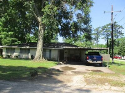 Vidor Single Family Home For Sale: 2585 Crestwood