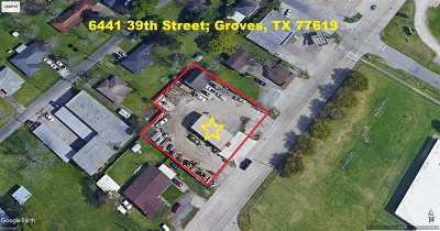 Groves TX Commercial For Sale: $391,000