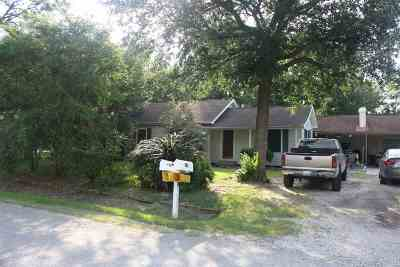 Port Arthur Single Family Home For Sale: 6101 Sycamore