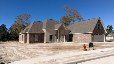 Lumberton Single Family Home For Sale: 8204 Royal Oak