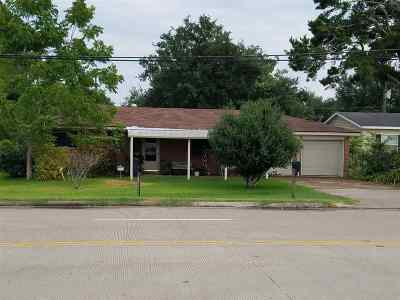 Nederland Single Family Home For Sale: 3019 Spurlock Rd