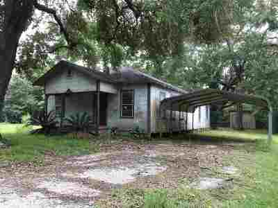 Vidor Single Family Home For Sale: 460 Butler Rd