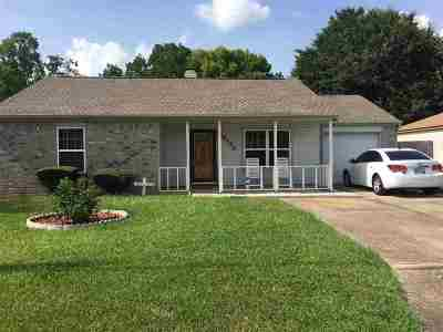 Beaumont Single Family Home For Sale: 9550 Mapes Street
