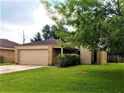 Beaumont Single Family Home For Sale: 2404 Monica Street