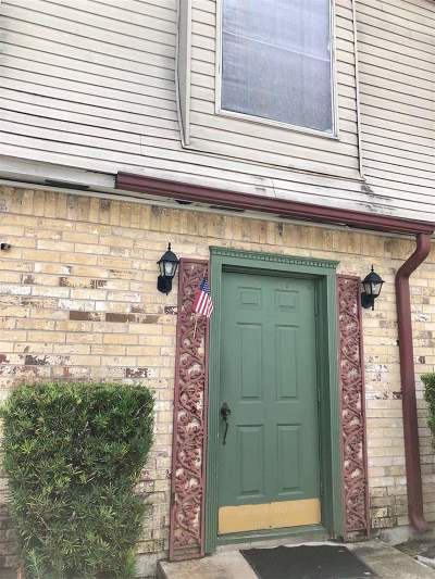 Nederland Condo/Townhouse For Sale: 2901 Helena