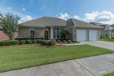 Port Arthur Single Family Home For Sale: 4425 Kandywood Drive
