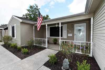 Nederland Single Family Home For Sale: 612 S 10th Street