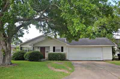 Nederland Single Family Home For Sale: 203 N 34th St