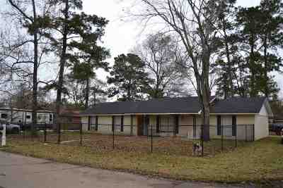 Vidor Single Family Home For Sale: 86 Heritage Drive
