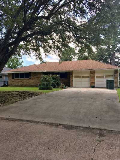 Port Arthur Single Family Home For Sale: 3651 Avalon