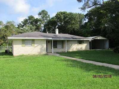 Vidor Single Family Home For Sale: 960 W Circle Dr.