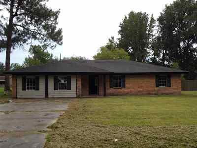 Beaumont Single Family Home For Sale: 102 Bayou Drive