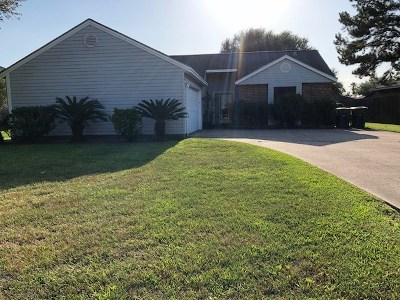 Beaumont Single Family Home For Sale: 1945 Bryant Way