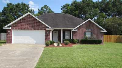 Lumberton Single Family Home Pending Take Backups: 6034 Wheeler Rd.