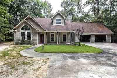 Kountze Single Family Home For Sale: 2220 Langston Loop