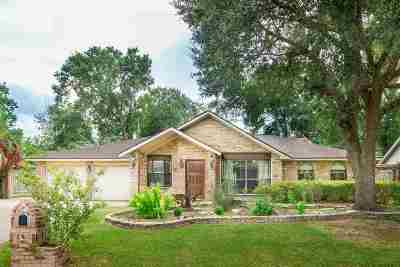 Beaumont Single Family Home For Sale: 6535 Wedgewood Dr