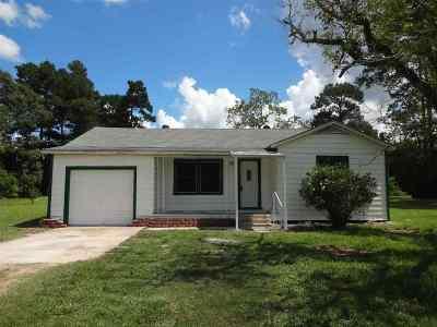 Kountze Single Family Home For Sale: 1520 N Pine