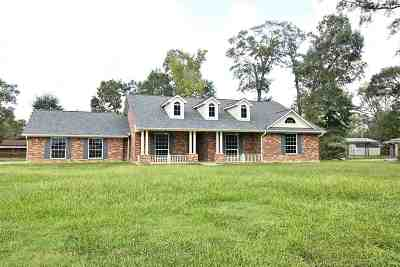 Beaumont Single Family Home For Sale: 13550 Chimney Rock