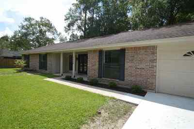 Beaumont Single Family Home For Sale: 7125 Carroll Ln