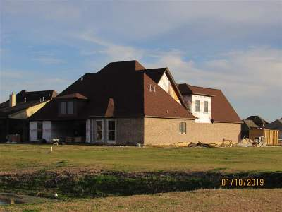 Beaumont Single Family Home For Sale: 7746 Water Edge