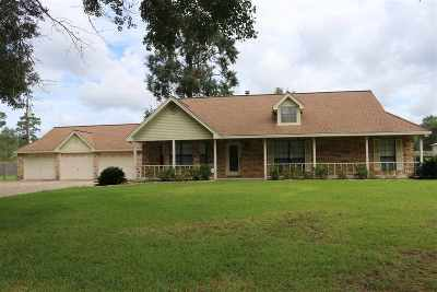 Lumberton Single Family Home Contingent On A Sale: 10309 Peck Rd.
