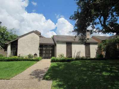 Beaumont Single Family Home Pending Take Backups: 4340 Thomas Ln