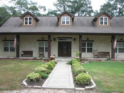 Kountze Single Family Home For Sale: 2219 Becky Ln