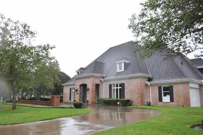 Port Arthur Single Family Home For Sale: 8001 Greenhill Drive