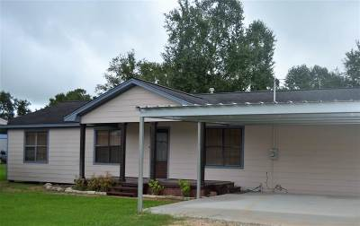 Beaumont Single Family Home For Sale: 17507 Fm 124