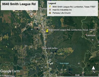 Lumberton Single Family Home For Sale: 9640 Smith League Dr