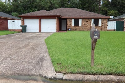 Beaumont Single Family Home For Sale: 9235 Terry St.