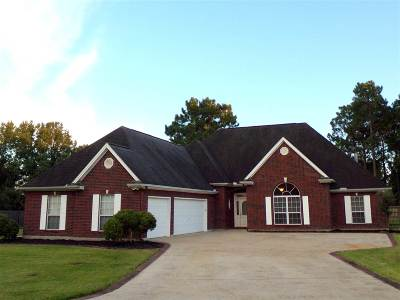 Beaumont Single Family Home For Sale: 104 Greenwood Drive
