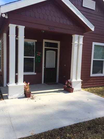 Beaumont Single Family Home For Sale: 5245 E Parkway