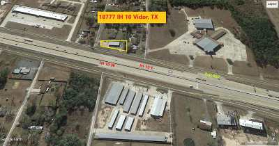 Vidor TX Commercial For Sale: $129,000