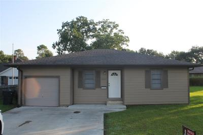 Nederland Single Family Home For Sale: 1308 20th St