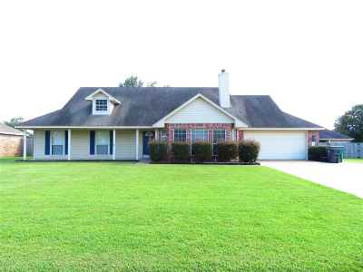Lumberton Single Family Home For Sale: 7669 Boardwalk