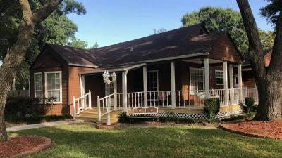 Port Arthur Single Family Home For Sale: 3345 Tyrrell