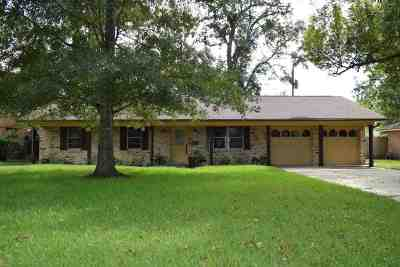 Beaumont Single Family Home For Sale: 5555 Sul Ross