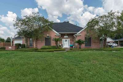 Lumberton Single Family Home For Sale: 7678 Cobblestone Terrace