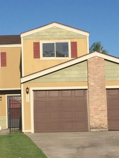Beaumont Condo/Townhouse For Sale: 542 Georgetown
