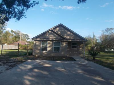 Vidor Single Family Home For Sale: 115 Pine Burr Rd.